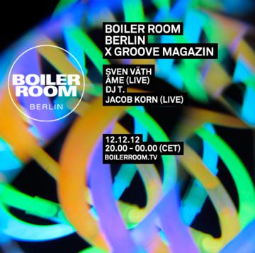 Sven Vath Youtube Boiler Room