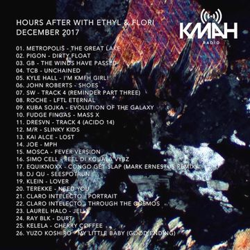 2017-12-06 - Ethyl & Flori - Hours After 49, KMAH Radio - tracklist.jpg