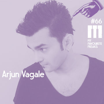 2014-05-20 - Arjun Vagale - My Favourite Freaks Podcast 66.jpg