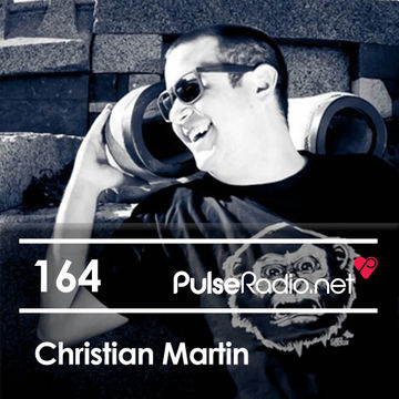 2014-03-17 - Christian Martin - Pulse Radio Podcast 164.jpg