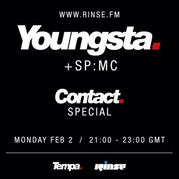 2015-02-02 - Youngsta & SP-MC - Rinse FM (Contact