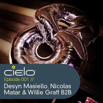 2011-03 - Desyn Masiello, Nicolas Matar, Willie Graff - Cielo Podcast 001.jpg
