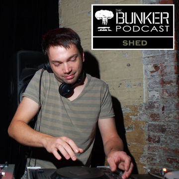 2008-10-29 - Shed - The Bunker Podcast 36.jpg