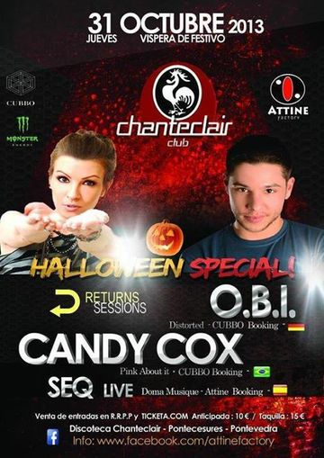 2013-10-31 - Halloween Spacial!, Discoteca Chanteclair -2.jpg