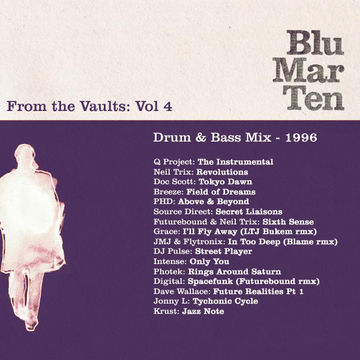 1996 - Blu Mar Ten - From The Vaults Vol.4 - Drum & Bass Mix.jpg