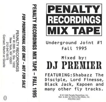 1995 - DJ Premier - Penalty Records Mix Tape.jpg