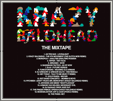 2010-12-06 - Krazy Baldhead - The Mixtape (Promo Mix).png