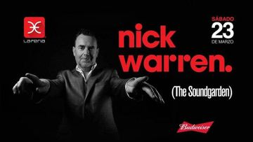 2019-03-23 - Nick Warren @ La Feria, Santiago, Chile | DJ