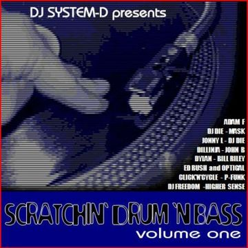 1999 - DJ System-D - Scratchin' Drum & Bass Volume 1.jpg