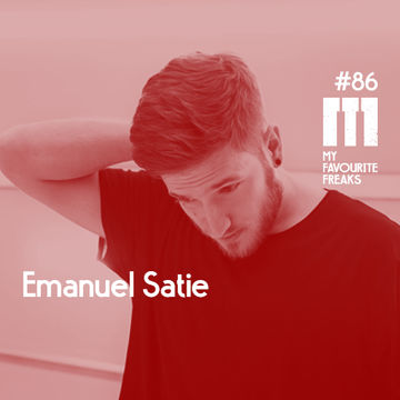 2014-10-08 - Emanuel Satie - My Favourite Freaks Podcast 86.jpg