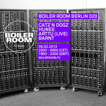 Barnt Boiler Room