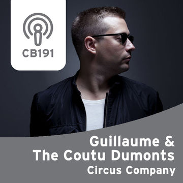 2013-12-03 - Guillaume & The Coutu Dumonts - Clubberia Podcast (CB191).jpg