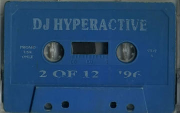 1996 - DJ Hyperactive - 2 Of 12 (Promo Mix).jpg