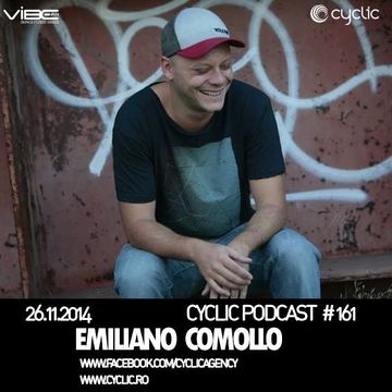 2014-11-26 - Emiliano Comollo - Cyclic Podcast 161.jpg
