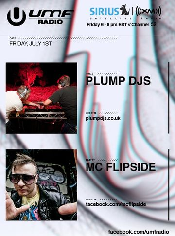 2011-07-01 - Plump DJs, MC Flipside - UMF Radio 113.jpg
