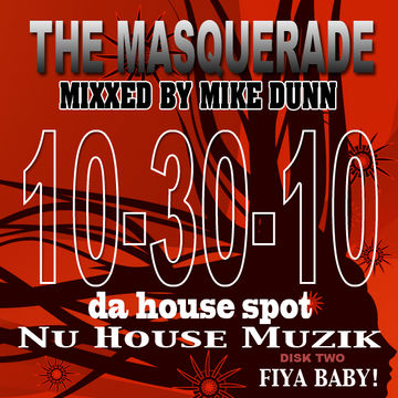 2010-10 - Mike Dunn - The Masquerade Mixx.jpg