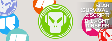 2014-09-17 - Scar, Khan - Metalheadz, Rinse FM.png