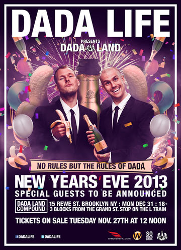 2012-12-31 - Dada Life @ Dada Land - New Years Eve 2013, Dada Land Compound.jpg