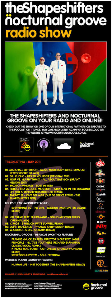2011-07-06 - The Shapeshifters, DJ Meme - Nocturnal Groove Radio Show 16.jpg