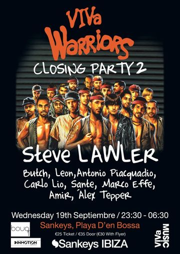 2012-09-19 - VIVa WaRRIORS Closing Party 2, Sankeys.jpg