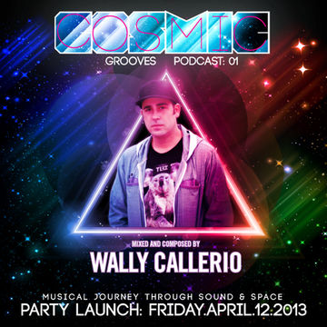 2013-03-14 - Wally Callerio - Cosmic Grooves 01.jpg