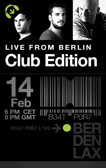 2014-02-14 - Macromism, Stefano Noferini @ Club Edition, Beatport, Berlin.png