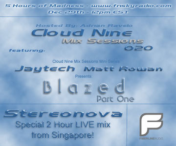 2005-12-29 - Jaytech - Cloud Nine Mix Sessions 020, Frisky Radio.jpg