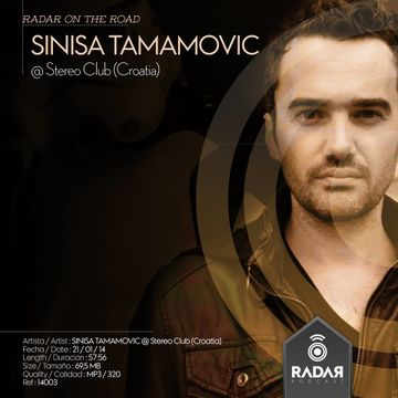 2014-01-16 - Sinisa Tamamovic - Radar On The Road 14003.jpg