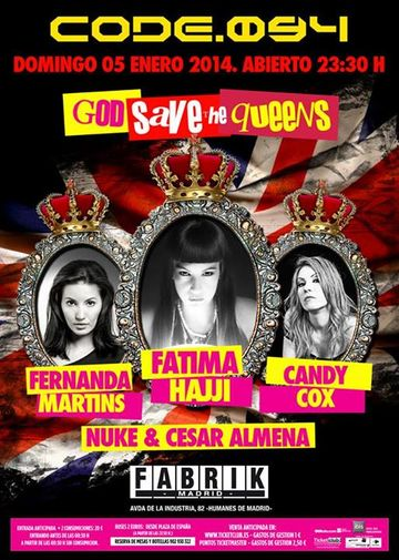 2014-01-05 - Code 094 - God Save The Queens, Fabrik.jpg