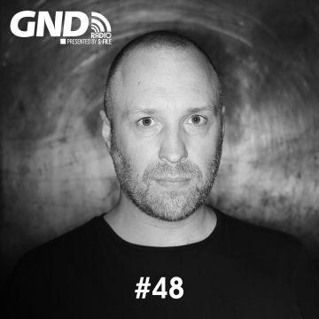 2017 04 03 James Ruskin Gnd Radio 48 Dj Sets
