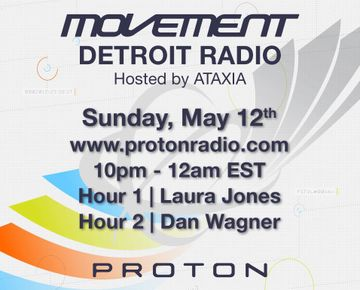 2013-05-12 - Laura Jones, Dan Wagner - Movement Detroit Radio, Proton Radio.jpg