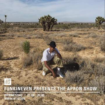 2016-05-25 - Funkineven - The Apron Show, NTS Radio.jpg