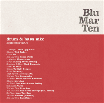 2009-09-07 - Blu Mar Ten - Drum & Bass Mix.png