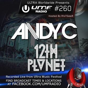 2014-04-25 - Andy C, 12th Planet - UMF Radio 260 -1.jpg