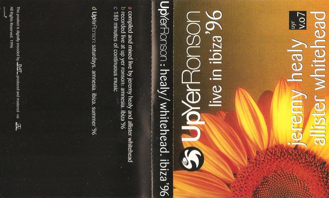 1996 - Jeremy Healy, Allister Whitehead @ Amnesia, Ibiza