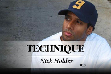 2010-07-10 - Nick Holder - Technique Podcast 010.jpg