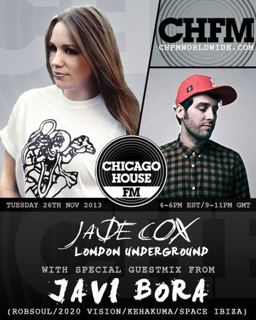 2013-11-26 - Javi Bora - London Underground, Chicago House FM.jpg