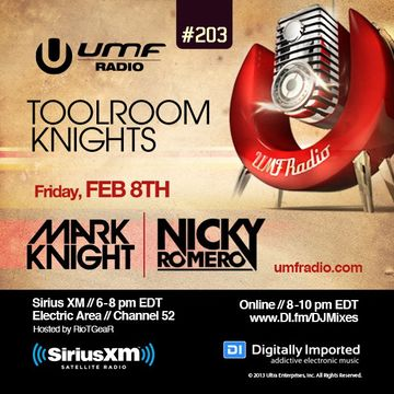 2013-02-08 - Mark Knight, Nicky Romero - UMF Radio -2.jpg