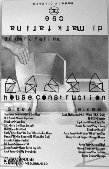 1996 - Mark Farina - House Construction (Promo Mix) Cover.jpg