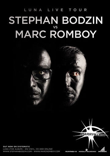 2011-04-23 - Stephan Bodzin vs Marc Romboy @ Luna Live Tour, Harry Klein.jpg