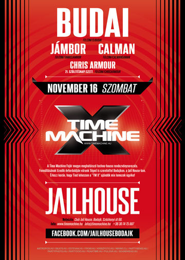 2013-11-16 - Time Machine X, Jail House.jpg