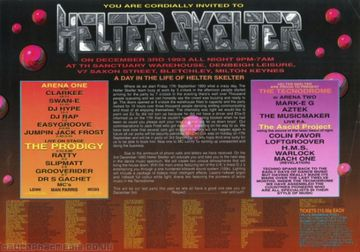 1993-12-03 - DJ Phantasy @ Helter Skelter, Sanctuary Music