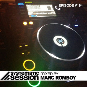 2013-01-20 - Marc Romboy - Systematic Session 194, Proton Radio.jpg