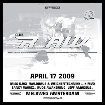 2009-04-17 - 5 Years Club rAW, Melkweg, Amsterdam.jpg