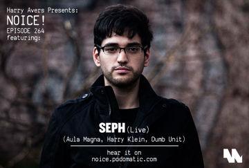 2012-09-28 - Seph (Live) - Noice! Podcast 264.jpg