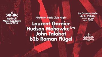 2015-10-31 - Laurent Garnier @ RBMA Pitchfork Paris Club
