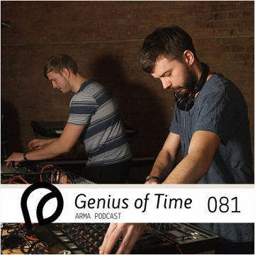 2013-05-10 - Genius Of Time - Arma Podcast 081.jpg