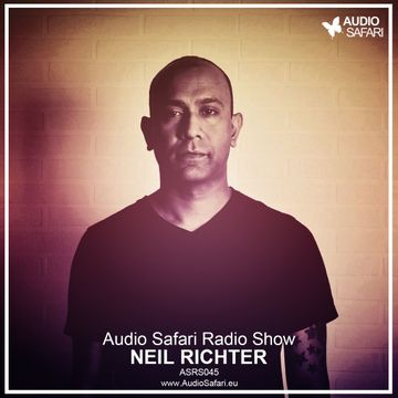2015-06-22 - Neil Richter - Audio Safari Radio Show 045.jpg