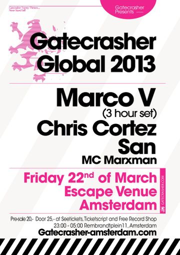 2013-03-22 - Gatecrasher Global 2013, Escape.jpg
