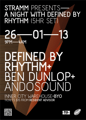 2013-01-26 - Stramm Presents A Night With Defined By Rhythm, Holland St. Warehouse.png